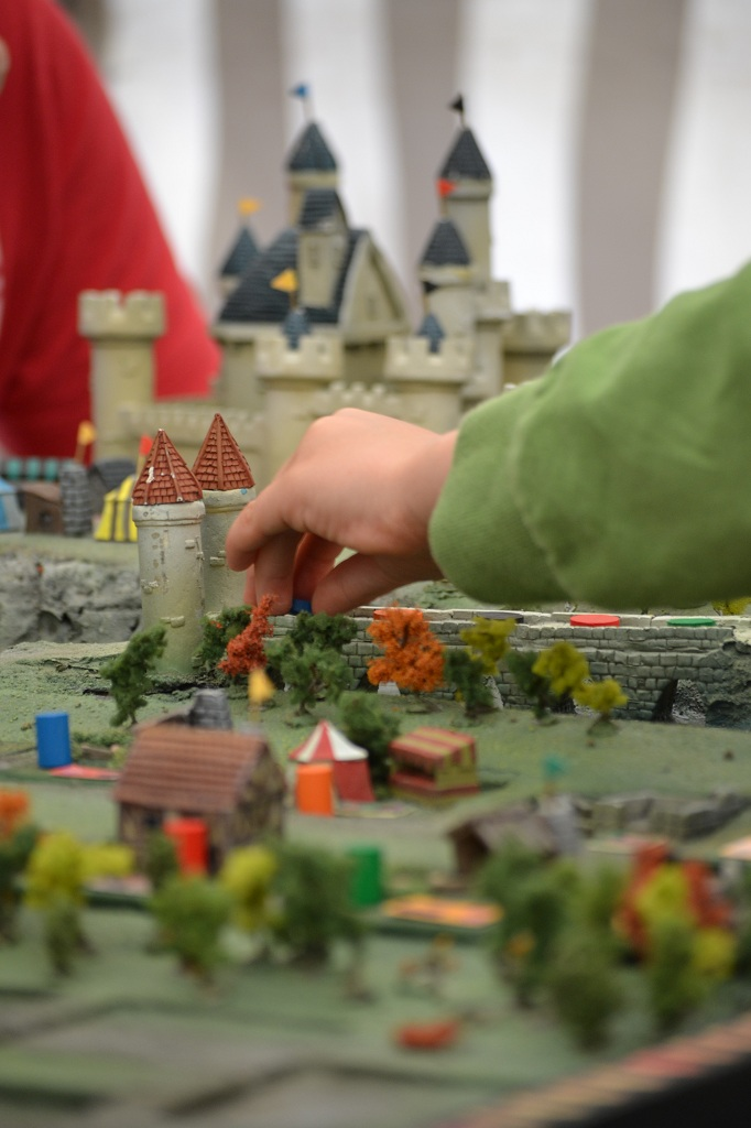 Un Caylus avec un air d'Asmoday